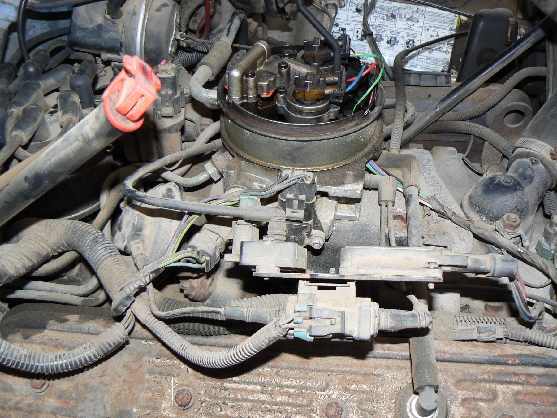 Chevy 350 Tbi Vacuum Line Diagram - Free Wiring Diagram
