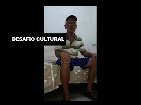 DESAFIO CULTURAL - WALTER SILVA DE PANELAS