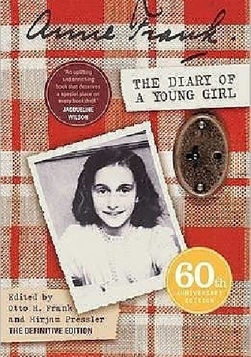 Okładka książki The diary of a young girl: the definitive edition