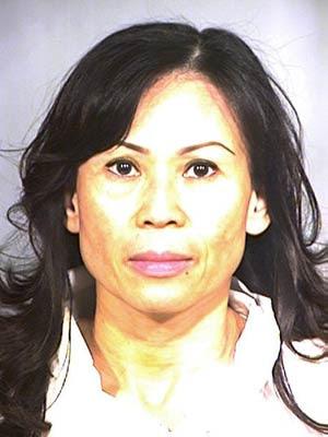 Catherine Kieu Becker em foto sem data divulgada pelo Departamento de Polícia de Garden Grove (Foto: Garden Grove Police Dept. / AP)