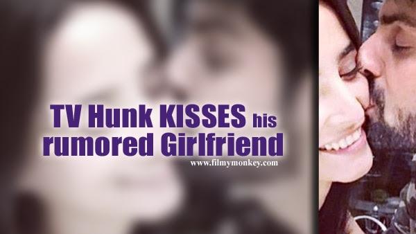 IIFA 2017: TV hunk KISSES his rumored girlfriend goodbye before leaving for New York!