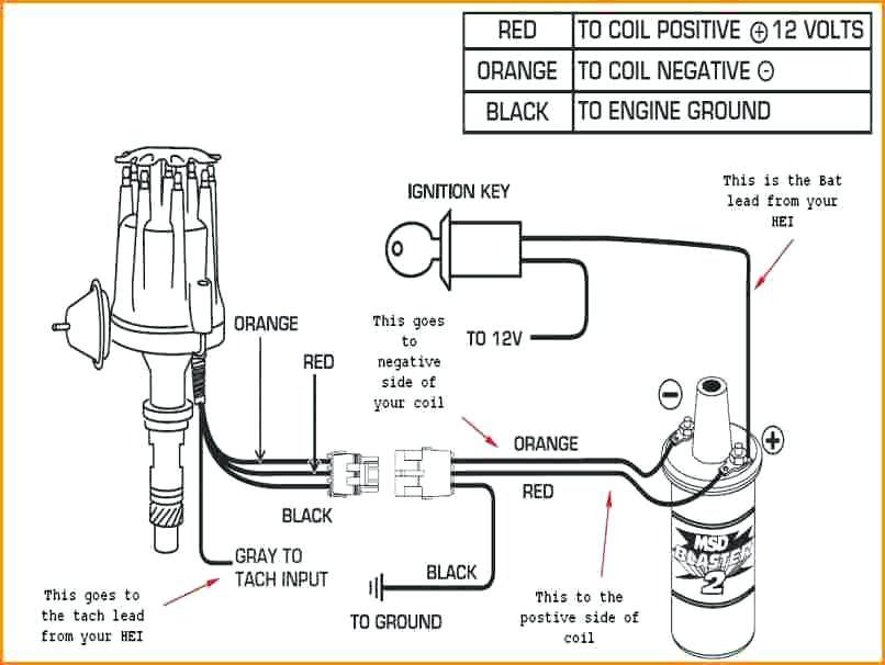 Accel Tach Wiring Diagram