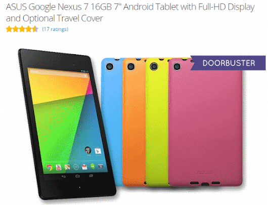 GroupOn Selling the Nexus 7 2nd Generation for Only $109.99 - Nexus 7 News -  - Front Page Comments and Discussion - The #1 Nexus 7 News, Discussion and Fan Site!
