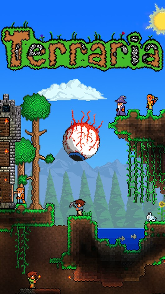 Terraria - Free Download (Ver:1.2.12715) for iOS - AppSoDo.com