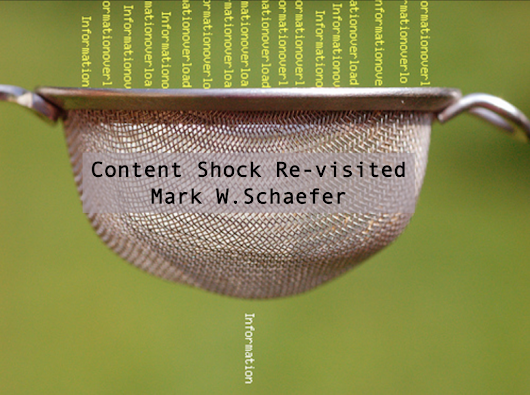 Content shock re-visited, the content marketing myths and realities