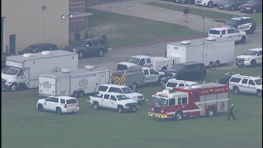 LIVE COVERAGE: At least 8 killed in Santa Fe High School shooting |