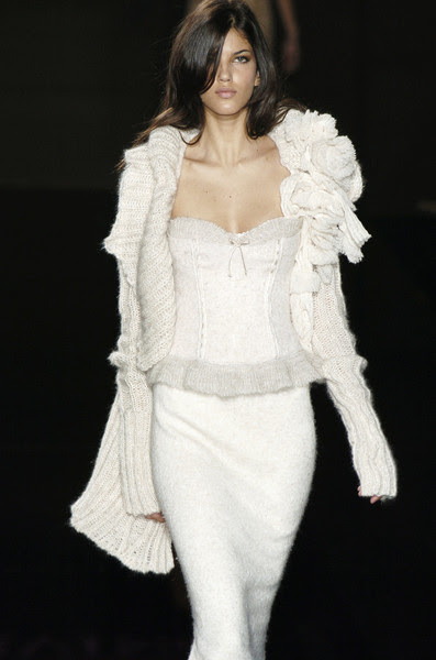 Ermanno Scervino Fall 2004