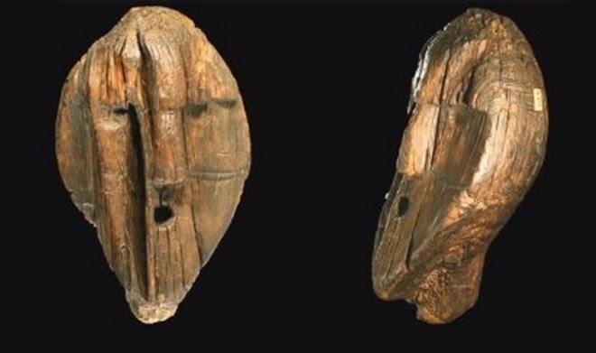 Самая древняя деревянная статуя в мире оказалась на 7000 лет старше Стоунхенджа