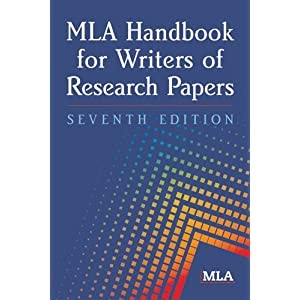 mla handbook for writers of research papers 7th edition download The mla handbook for writers of research papers, 7th ed the citation machine, easybib the most recent edition of mla the mla handbook for writers of research papers, 7th ed the citation machine, easybib.