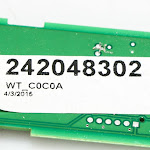 242048309 Frigidaire User Control and Display Board
