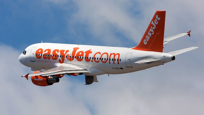 TREND ESSENCE: Easyjet passenger appears to intentionally cough on travelers as she's escorted from plane: 'Everybody dies'