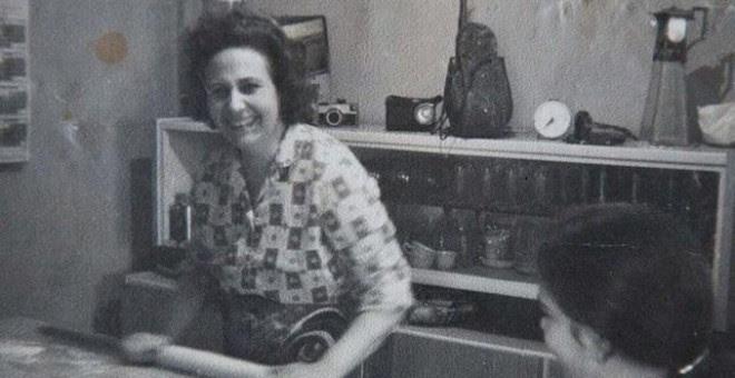 Noemí Gianotti de Molfino, la madre argentina asesinada en Madrid.