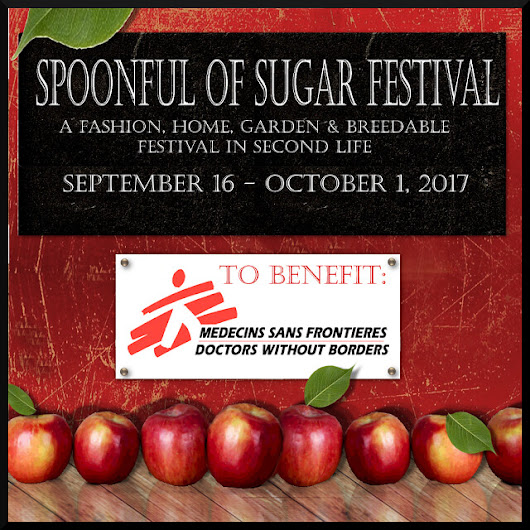 Spoonful of Sugar Festival 2017 in Second Life