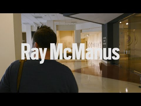 Introducing CMA Writer-In-Residence Ray McManus