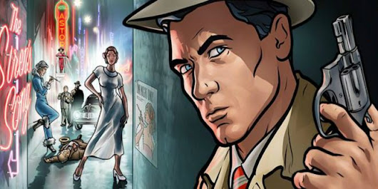 Archer Fans Now Have an App To Solve Cases With