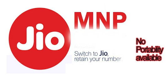 All about Reliance Jio's Mobile Number Portability - Breaking Today