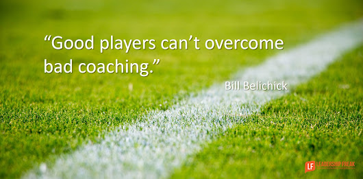 Top 10 Quotes of Five Time Super Bowl Winner Bill Belichick