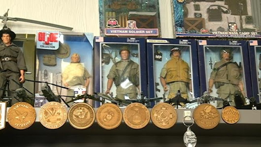 Military memorabilia helps Siouxland veterans open up, heal