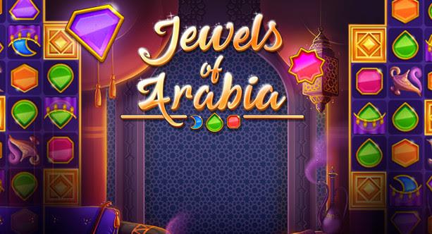 Jewels Of Arabia Kostenlos Spielen