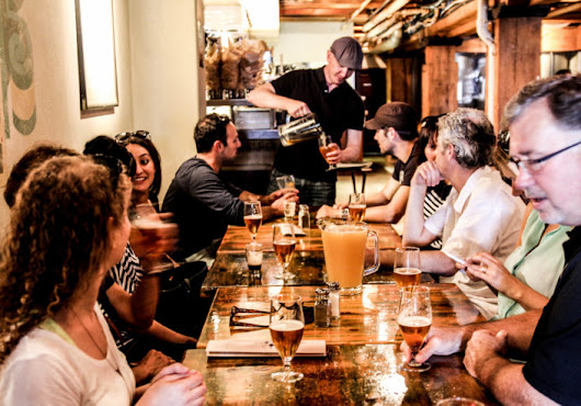 NEW! Gastown Pub Walk | Vancouver Brewery Tours