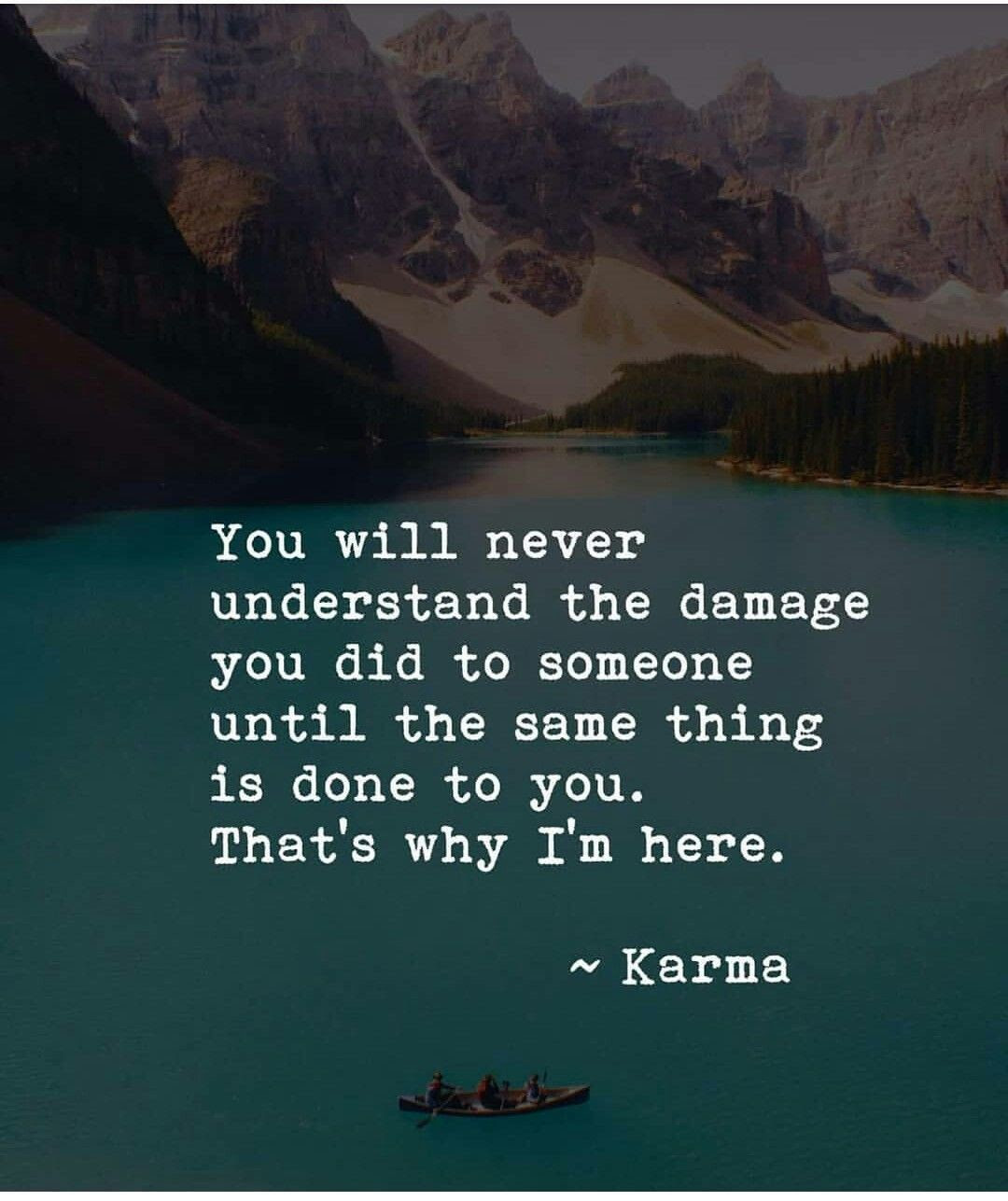 17 Deep Karma Quotes Sayings That Go Come Around In Your Life Cycle