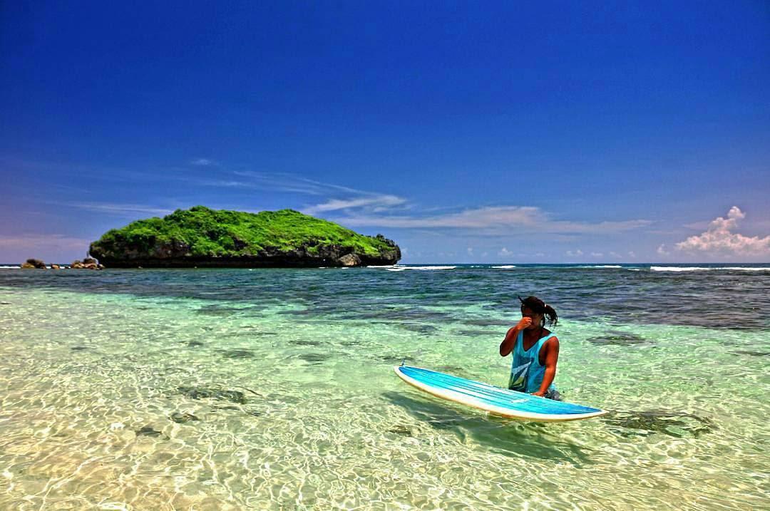 18 pantai terindah di Yogyakarta ini merupakan surga tersembunyi yang bisa Anda temukan