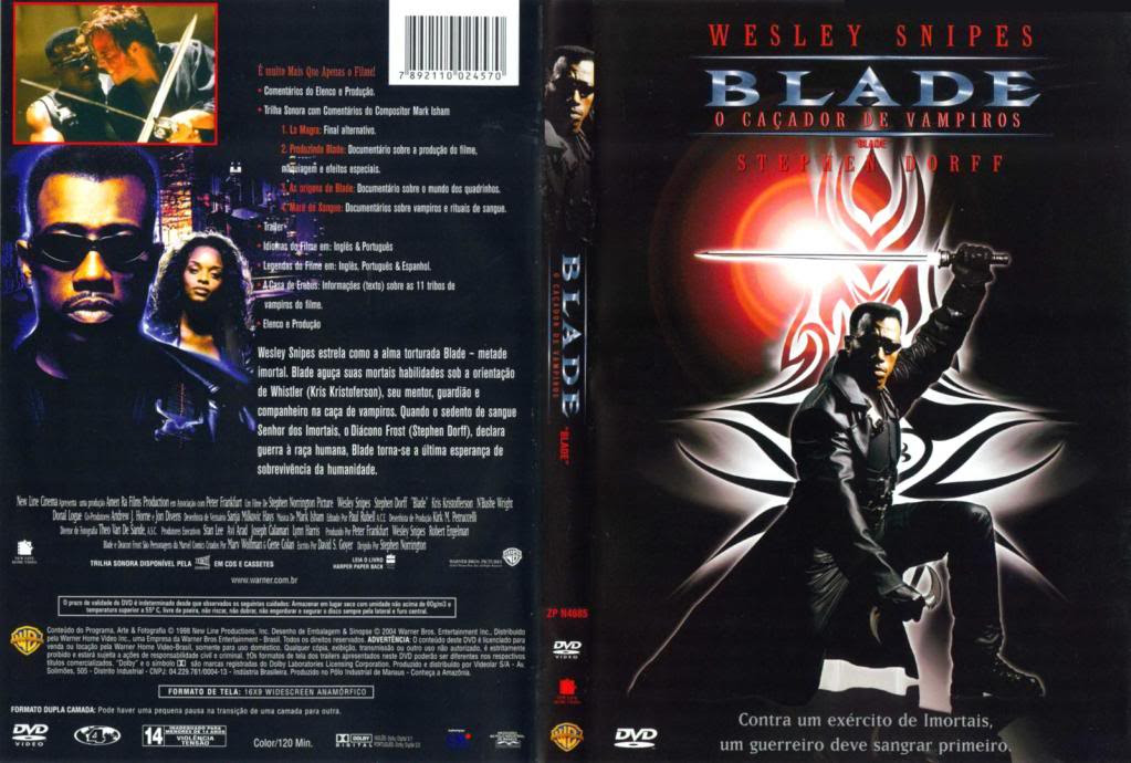 Blade O Caçador De Vampiros Torrent - Legendado (2013)e