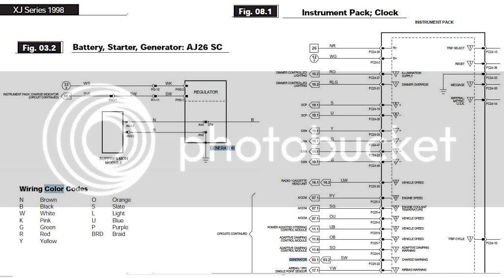 Jaguar Xj6 Stereo Wiring Diagram
