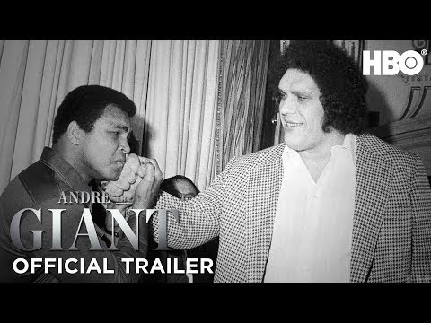 Andre The Giant Official Trailer (2018) | HBO April 10th