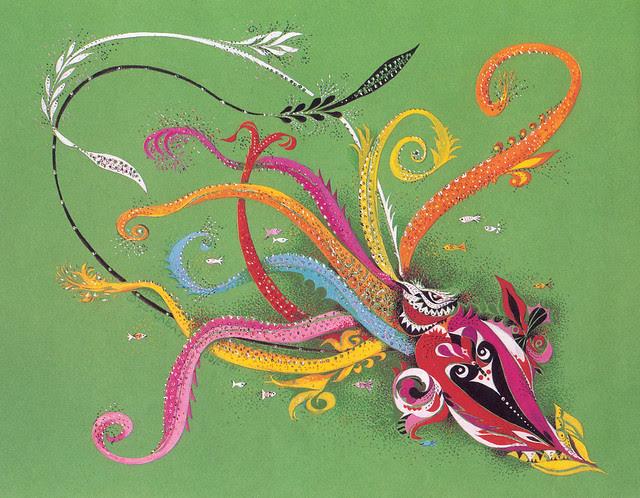 Erni Cabat (Magical World Of Monsters 1992) Kraken