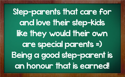 Quotes About Step Parenting 48 Quotes