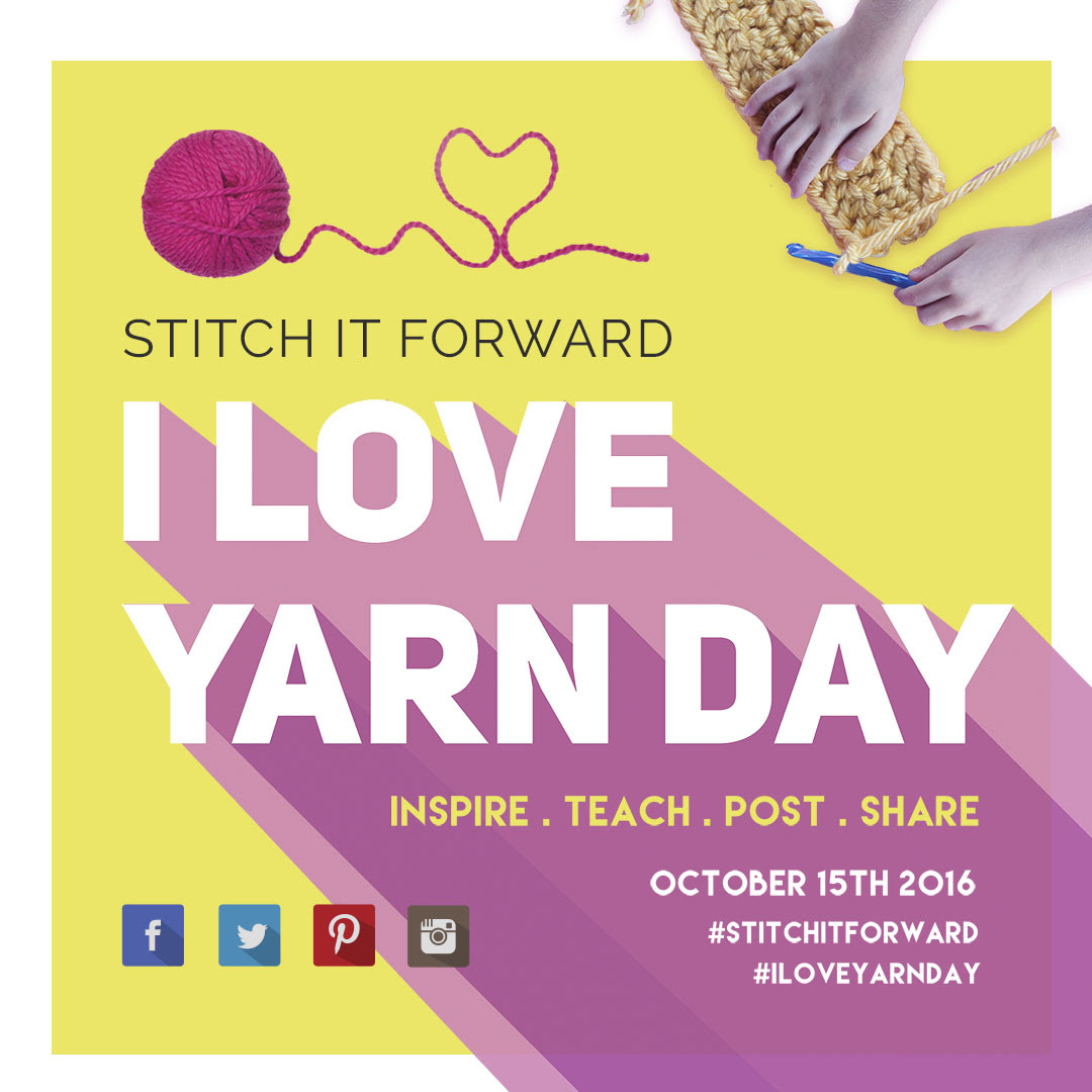 I love Yarn Day!