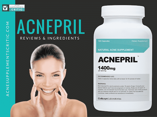 Acnepril Review: Which Ingredients Give Side Effects? 2017 | Acne Supplements Critic