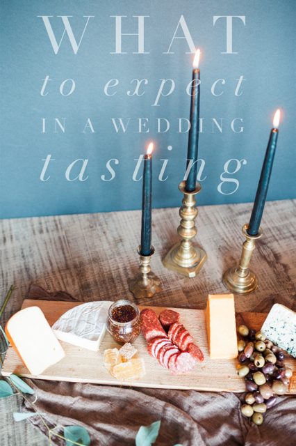 ATLANTA WEDDING PLANNER / What to Expect in a Wedding Tasting