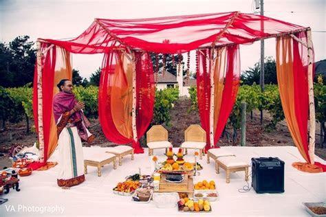 Carmel, CA Indian Wedding by VA Photography