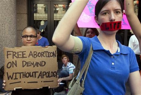 Texas abortion law teed up for Supreme Court review