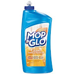 Mop and Glo 1920089333 Floor Shine Cleaner, 32 Oz