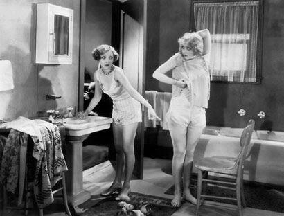 Antes del Código Hays: Bessie Love y Anita Page en Broadway Melody (1929), ganadora del Oscar a Mejor Película.