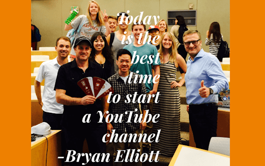 Video Content Marketing with Bryan Elliott - The Social Media Professor