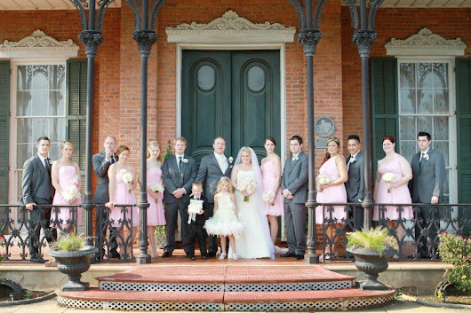 Galveston Real Wedding | A Time Honored Ashton Villa Mansion Wedding