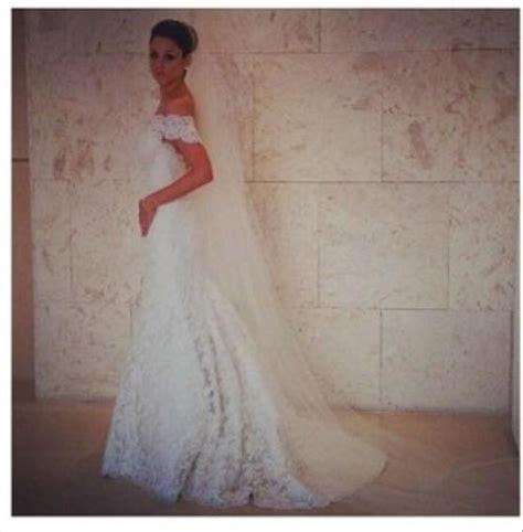 Ines Di Santo Custom Lissome Wedding Dress   Tradesy