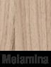 Muebles de madera en melamina