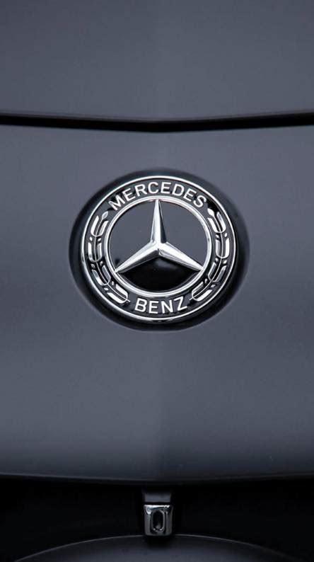 mercedes benz logo wallpapers   zedge