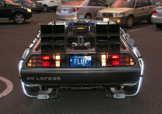 5 Ways 'Back to the Future II' Predicted 2015