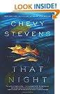 That Night novel, Chevy Stevens, mystery book, suspense book female main character