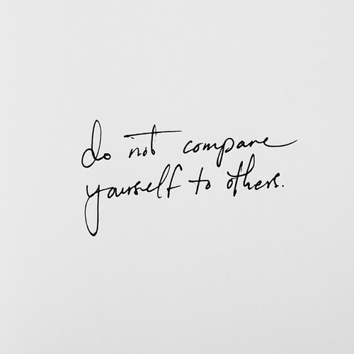 Do Not Compare Yourself To Others Pictures Photos And Images For