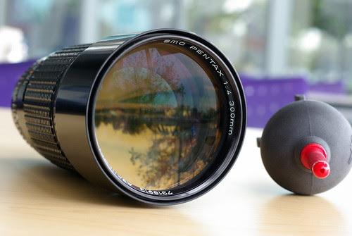 Pentax 300mm f/4.0