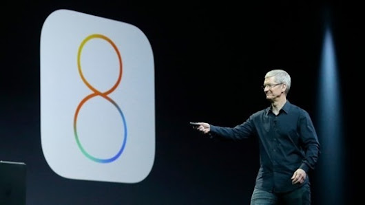 iOS 8 features that are 'inspired' by Android | GizMantra