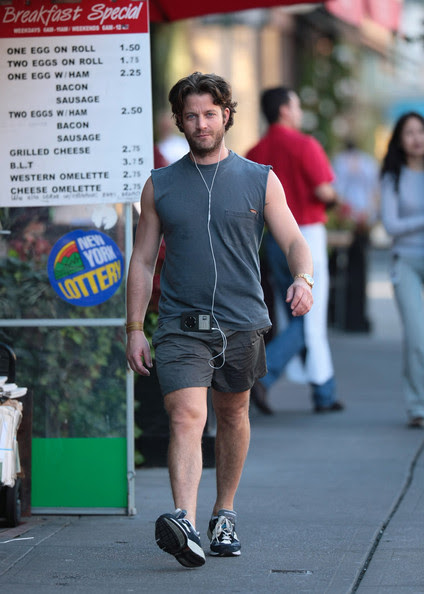Nate Berkus Leaving the Gym in NYC - Pictures - Zimbio