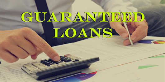 Bluelinkx Global Community - Article Profile - Why Guaranteed Loans Are Considered Efficient for Bad Credit Borrowers?